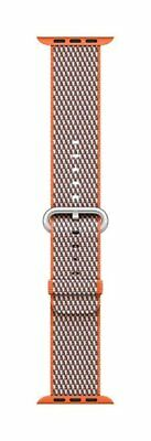 Apple MQVP2AM/A 42mm Woven Nylon Smartwatch Replacement Band for Watch Series