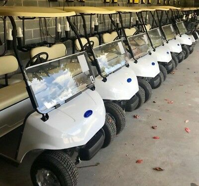 10 x FORD golf carts return lease carts with balance new cart WARRANTY