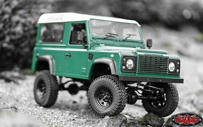 RC4WD Gelande II RTR Truck Kit w/ Defender D90 Body Set G2 Z-RTR0031 Land Rover
