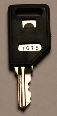 Teknion T Series OEM Original keys - no copies