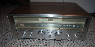 Vintage Sansui G-5000 Pure Power Dc Stereo Receiver As-Is