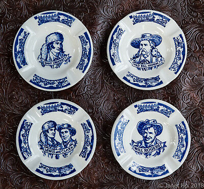 BLUE Wallace China Pioneer Trails LEWIS & CLARK **ONLY**