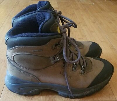 f84eca9f168 WOMENS VASQUE 7177 Wasatch GTX Gore-Tex and Brown Leather Hiking Boots Size  8