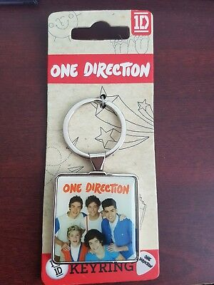 1D ONE DIRECTION Keyring NEW