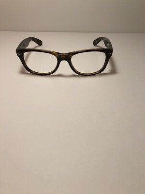7657f689d5 RAY BAN NEW Wayfarer RB 2132 902 52  18 3N Sunglasses (Made In Italy ...