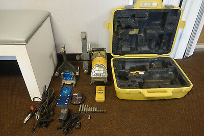 Topcon Green Beam Pipe Laser Model TP-L3G Complete