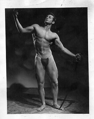 AMG  Vintage Single Weight  Male Nude  4 x 5 NY Collection Summer Clearance
