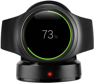 Samsung OEM Gear S2/Classic Wireless Charging Dock/Cradle - EP-OR720 - Black