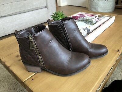 New Look Ankle Boots Size 5