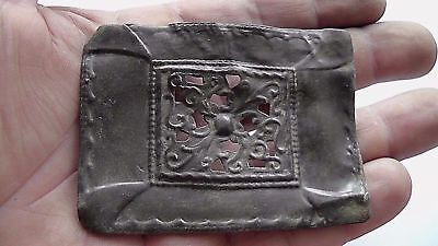 Buckle, Antique, Vikings, belt,  decor, decoration