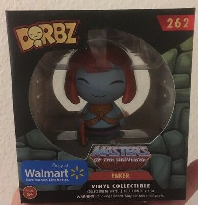 Funko Dorbz Faker Exclusive Masters Of The Universe