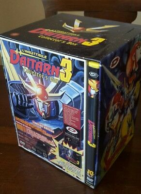 DVD Collector's Box Limited DAITARN III