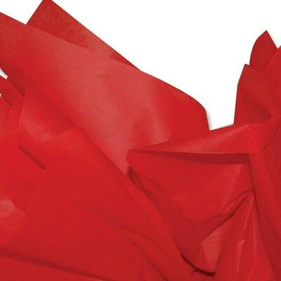 Tissue Paper, 20 X 30 ~Scarlet~ 480 Sheets