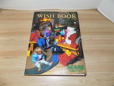 Vintage Sears Wish Book Christmas 1993  Catalog