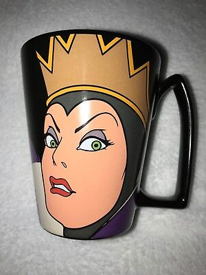 Disney Evil Queen Villain Mug - Retired