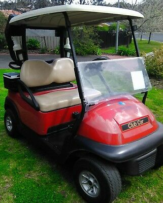 2014 Club Car PRECEDENT 48V Electric Golf Cart