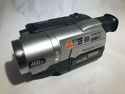 Sony Handycam CCD-TRV108 Video Hi8 Hi 8 Camcorder Player Video Camera ONLY