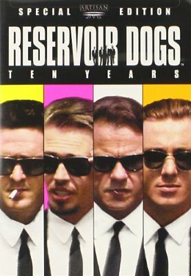 Reservoir Dogs (Two-Disc Special Edition) [DVD] NEW!