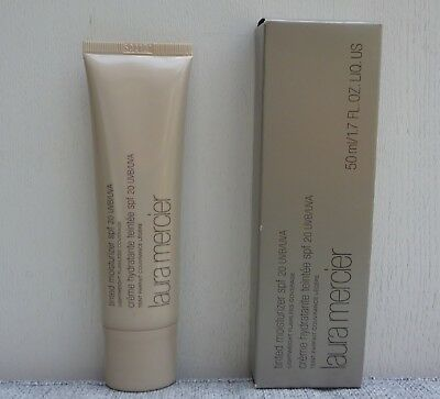 LAURA MERCIER Tinted Moisturizer SPF 20 UVB/UVA, #Walnut, 50ml, Brand New in Box