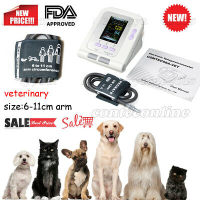 NEW  Digital Veterinary Blood Pressure Monitor NIBP cuff,Dog/Cat/Pets,US seller