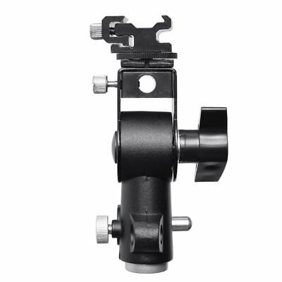 Type D Flash Hot Shoe Umbrella Holder Mount Bracket for Godox Speedlite