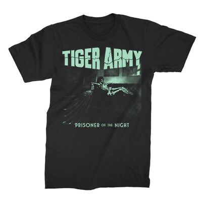 TIGER ARMY - Prisoner Of The Night T SHIRT S-2XL New Official Kings Road Merch