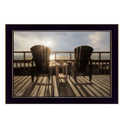 """""""Front Row Seats"""" By Lori Deiter, Printed Wall Art, Ready To Hang Framed Post..."""