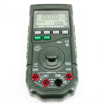 MS7207 High Accuracy Digital Loop Calibrator Process Calibrator