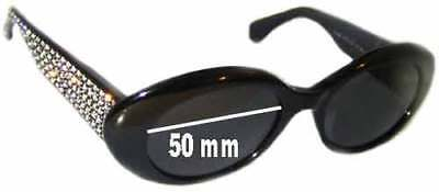 27c6d4ad68 SFX REPLACEMENT SUNGLASS Lenses fits Escada E1005 - 50mm Wide ...