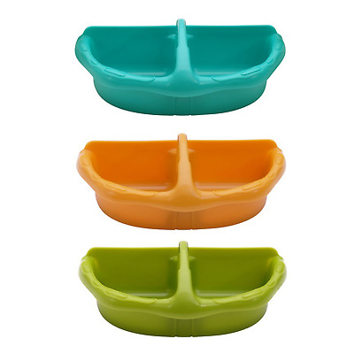 Vision Seed / Water Cups for Bird Cages - Available in 3 Colours