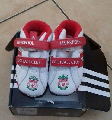 New Liverpool Fc Baby Trainers size 2
