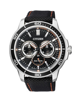 Citizen Mens Stainless Steel Eco-Drive Watch - BU2040-05E - ** ($170.99)