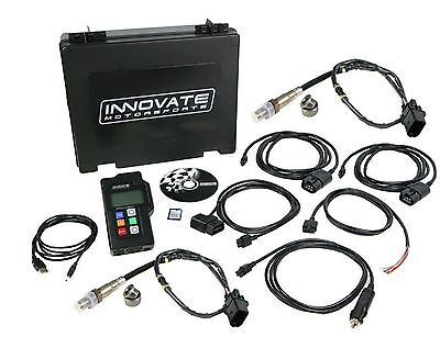 Innovate Motorsports LM-2 Dual O2 Wideband Air-Fuel Ratio Full Kit- #3807