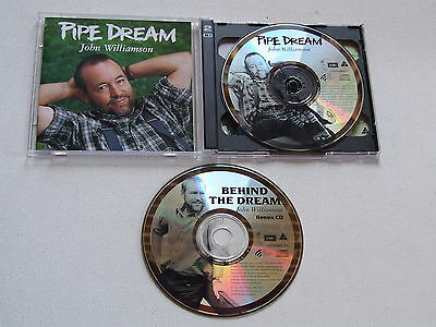 John Williamson-Pipe Dream-Limited Edition-2 Cd Set-Australian Release