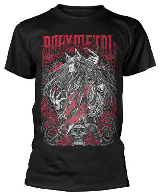 Babymetal 'Rosewolf' T-Shirt - NEW & OFFICIAL!