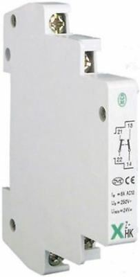 Auxiliary Contact with Screw Terminal, NO/NC, 3 A, 230 V ac