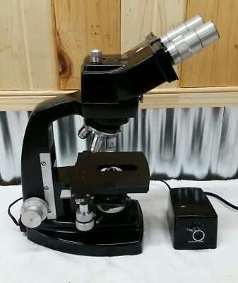 BAUSCH & LOMB B&L INDUSTRIAL INSPECTION MICROSCOPE 310105-258 Micro Dyna Zoom
