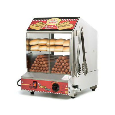 Hot Dog Steamer, Dampfgarer, Hot Dog Gerät, Hot dog Maschine