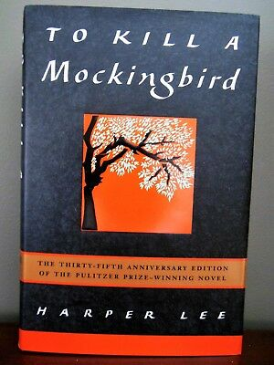 To Kill a Mockingbird by Harper Lee (1995, Hardcover, Anniversary) Signed