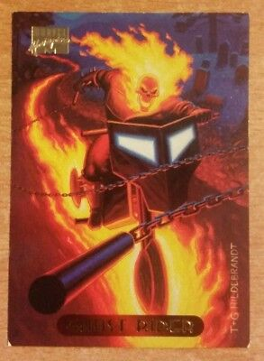 MARVEL Masterpiece 1994 Card GHOST RIDER #42 Collectors Edition