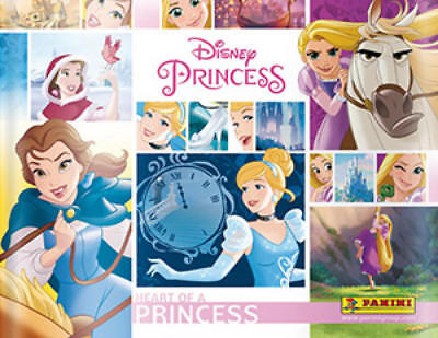 2018 Panini Disney Princess Heart of a Princess Stickers Pick From List 1-140
