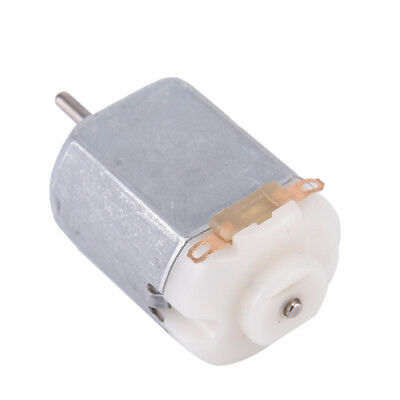 3Pcs Miniature DC Motor DIY Toy 130 Small Electric Motor 3V to 6V Low Voltage YN