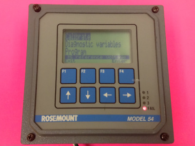 Rosemount Analytical - Model: 0054PH/ORP - Temperature Controller