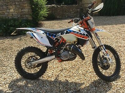 Ktm 125Exc 6 Day Special