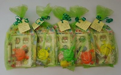 wedding  **MIN ORDER 10 BAGS Jungle Party Bags Pre Filled ready Made  birthday