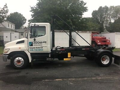 2006 Other Makes  Dumpster Truck W/ 3 Dumpsters
