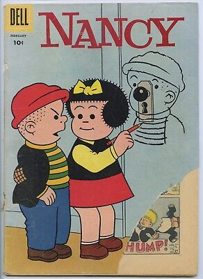NANCY #151 - Dell - Peanuts story