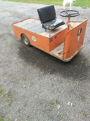 Electric Utility Cart Taylor Dunn