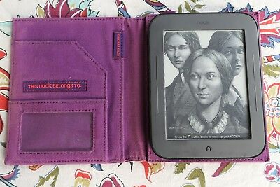Nook Simple Touch e-reader with Case