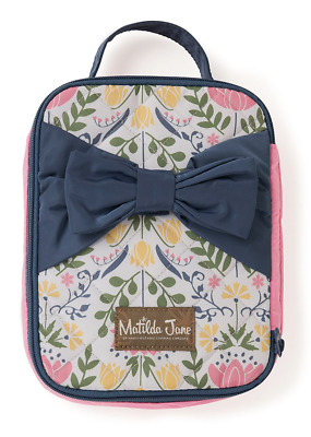 Matilda Jane Lunch Date Lunchbox NWT Free Shipping Non-Smoking Home